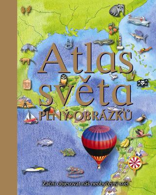 Obrázok Atlas světa plný obrázků