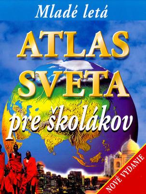 Obrázok Atlas sveta pre školákov