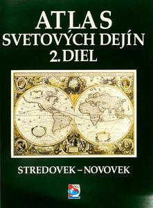 Obrázok Atlas svetových dejín 2.diel