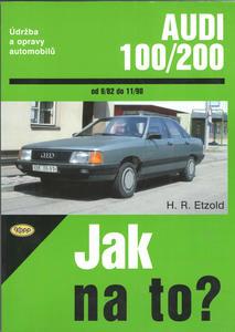 Obrázok Audi 100/200 od 9/82 do 11/90