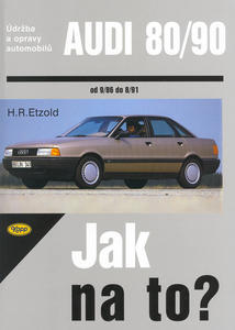 Obrázok Audi 80/90 od 9/86 do 8/91
