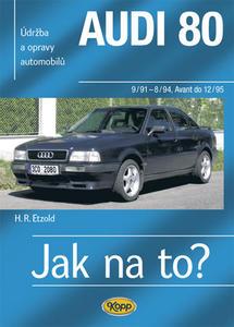 Obrázok Audi 80 a Avant 9/91