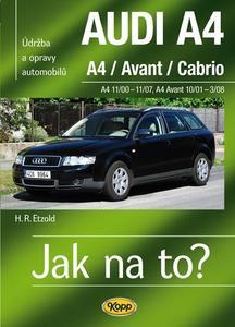 Obrázok Audi A4/Avant/Cabrio 11/00 - 11/07