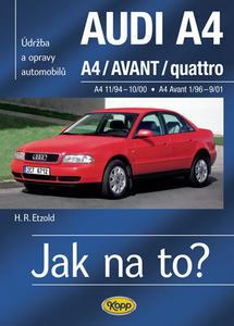 Obrázok Audi A4, Avant, Quatro