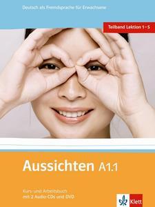 Obrázok Aussichten A1.1 Kurs-Arbeitsbuch
