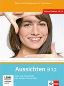 Obrázok Aussichten B1.2 Kurs-Arbeitsbuch