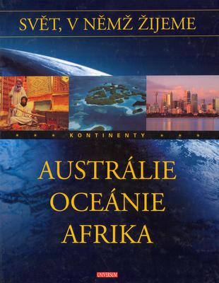 Obrázok Austrálie Oceánie Afrika