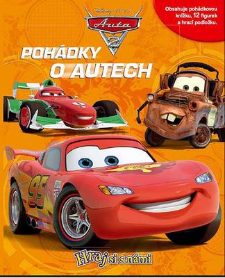 Obrázok Auta 2 Pohádky o autech Hraj si s námi