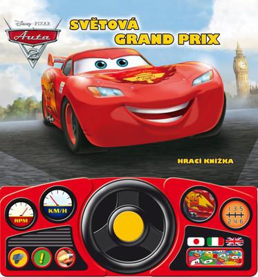 Obrázok Auta 2 Světová Grand Prix