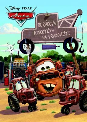 Auta Burákova diskotéka na vrakovišti