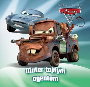 Obrázok Autá Mater tajným agentom