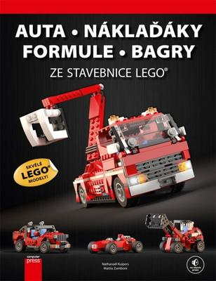 Obrázok Auta, náklaďáky, formule, bagry ze stavebnice LEGO