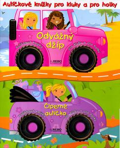 Obrázok Autíčkové knížky pro kluky a pro holky