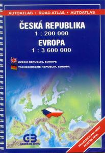 Obrázok Autoatlas ČR/Evropa