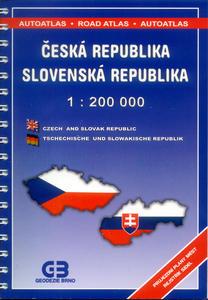 Obrázok Autoatlas ČR/SR