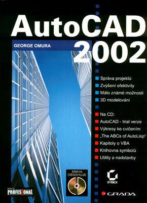 Obrázok AutoCAD 2002 + CD