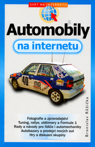 Obrázok Automobily na internetu