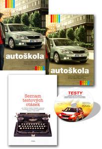 Obrázok Autoškola 2009 + CD