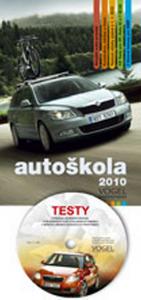 Obrázok Autoškola 2010 + CD