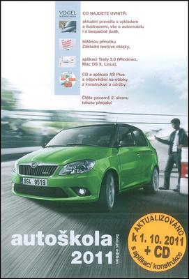 Obrázok Autoškola 2011 + CD