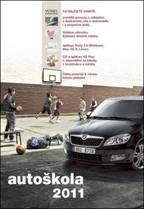 Obrázok Autoškola 2011 (Základní testové otázky + CD)