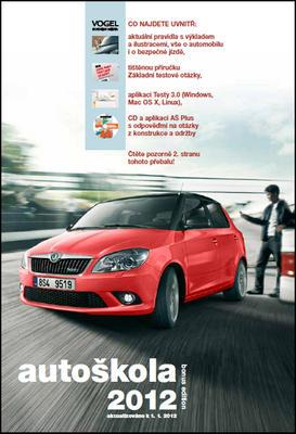 Obrázok Autoškola 2012 + CD