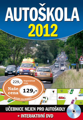 Obrázok Autoškola 2012 + interaktivní DVD