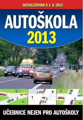 Obrázok Autoškola 2013 aktualizováno k 1.8.2013