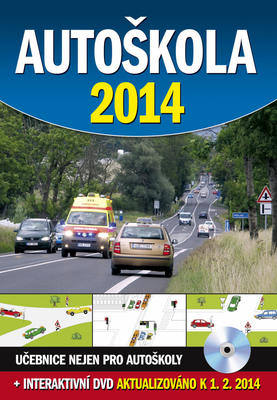 Obrázok Autoškola 2014 + DVD