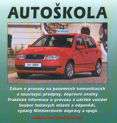 Obrázok Autoškola Aktualizované vydání