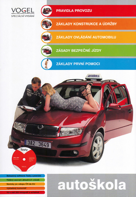 Obrázok Autoškola + CD