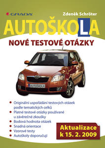 Obrázok Autoškola Nové testové otázky