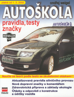 Obrázok Autoškola platné od 1.3. 2002