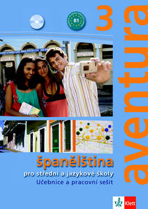 Obrázok Aventura 3 Španělština