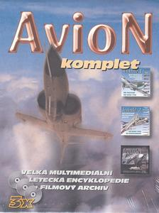 Obrázok Avion komplet