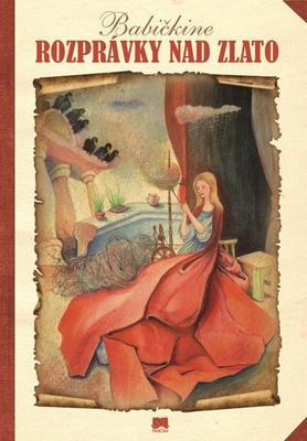 Obrázok Babičkine rozprávky nad zlato
