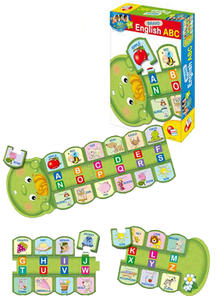 Obrázok Baby genius abeceda english