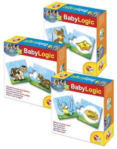 Obrázok Baby genius baby logik