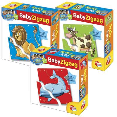 Obrázok Baby genius baby zvířátka