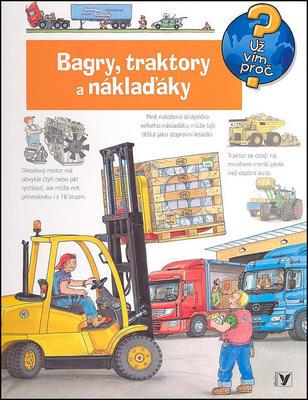 Obrázok Bagry, traktory a náklaďáky