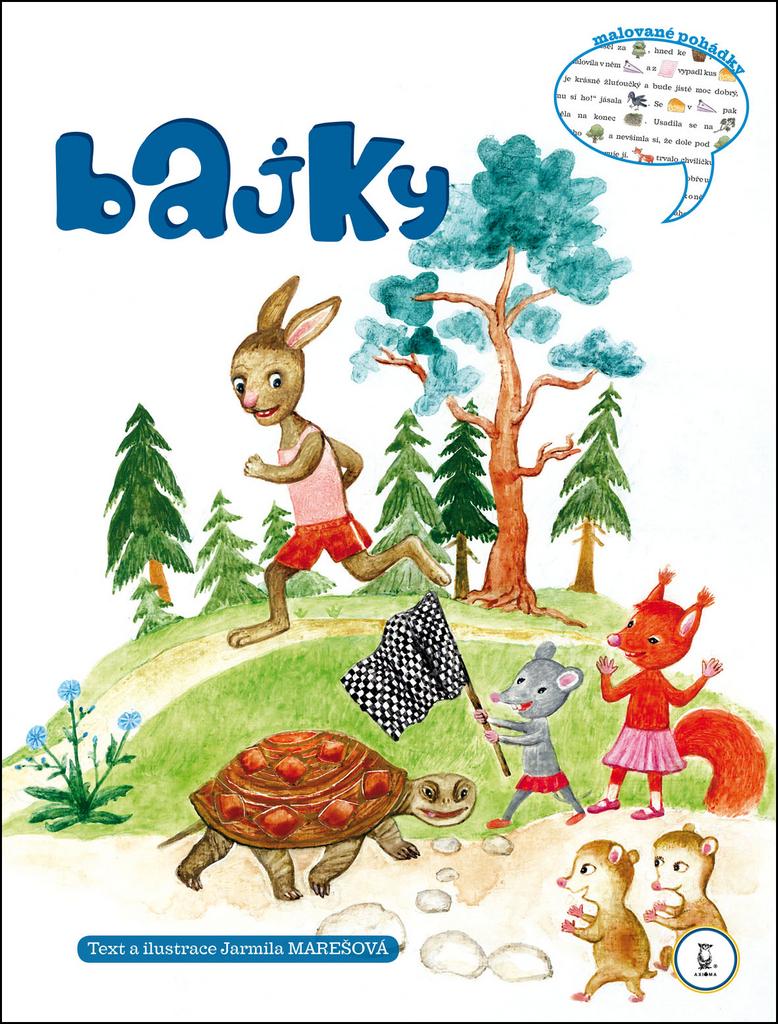 Bajky - Jarmila Marešová