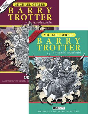Obrázok Balíček 2 ks Barry Trotter a Zbytečné pokračování+ Barry Trotter a Zdechlá kobyl
