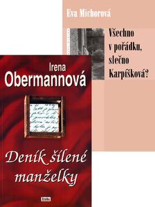 Obrázok Balíček 2ks Deník šílené manželky + Všechno v pořádku, slečno Karpišková?