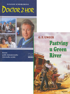 Obrázok Balíček 2ks Doktor z hor + Pastviny u Green River