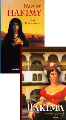 Obrázok Balíček 2ks Hakima + Návrat Hakimy