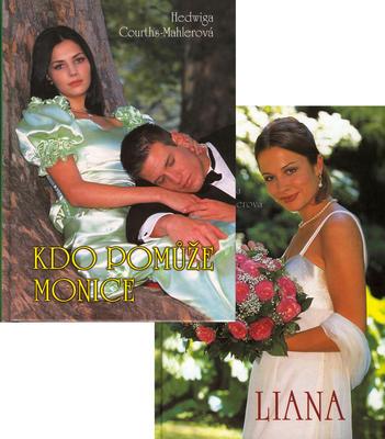 Obrázok Balíček 2ks Liana + Kdo pomůže Monice