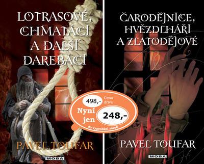 Obrázok Balíček 2ks Lotrasové, chmatáci + Čarodejnice, Hvězdlháři...