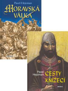 Obrázok Balíček 2ks Moravská válka + Cesty knížecí