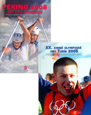 Obrázok Balíček 2ks Peking 2008 + Turin 2006