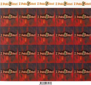 Obrázok Balíček 3ks Z pekla štěstí 1. + Z pekla štěstí 2.+ dárek